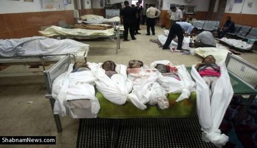 دل نوشته های کودکان خونین بال غزه با خدا