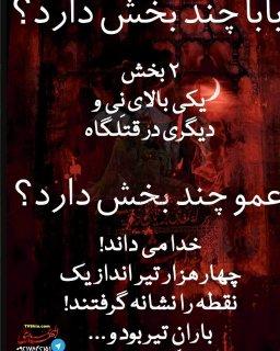 بدون شرح.....السلام علی الحسین